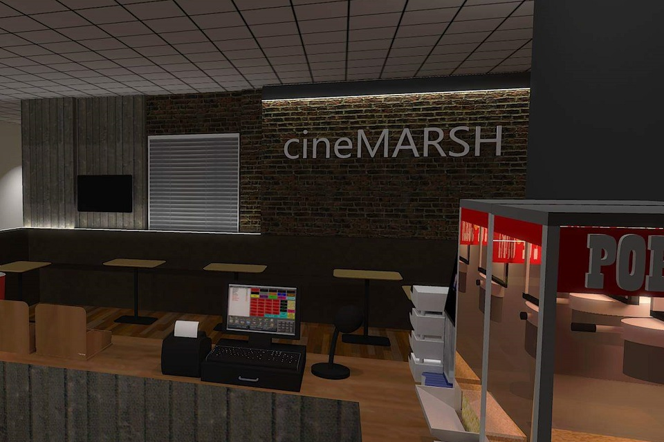 CineMARSH