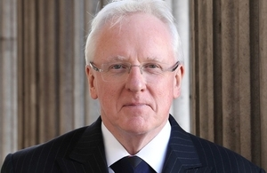 The Lord Mayor of the City of London, Alderman Dr Andrew Parmley