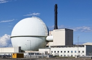 The iconic Dounreay Fast Reactor