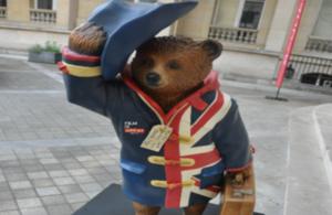 Rencontrer l'Ours Paddington à l'Hôtel de Charost - le samedi 16 septembre 2017
