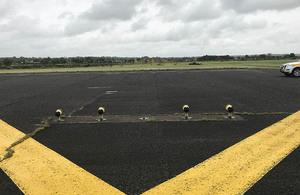 Runway picture