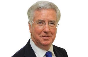 Defence Secretary Sir Michael Fallon.
