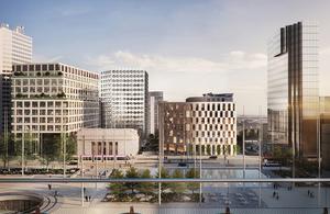 Birmingham hub