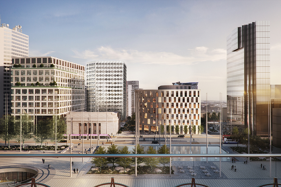 New Government Hub In Birmingham To Deliver West Midlands Growth Gov Uk