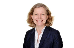 Emma Howard Boyd, chair of the Environment Agency