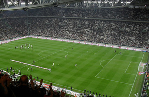 Juventus Stadium | Photo by Roberto Gearfil Lombardi