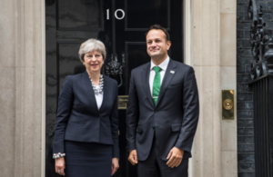 The Prime Minister welcomed Irish Taoiseach Leo Varadkar to Downing Street.