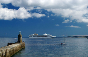 Sea passengers