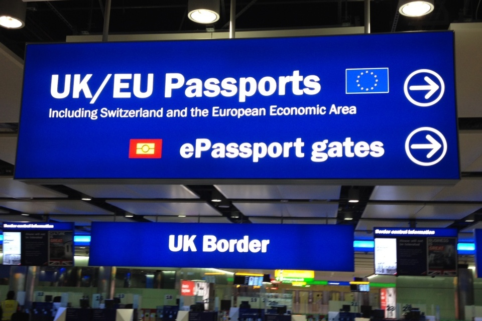 Image result for UK border