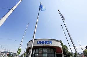 UNHCR's headquarters are in Geneva