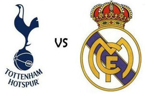 Tottenham Hotspur match with Real Madrid