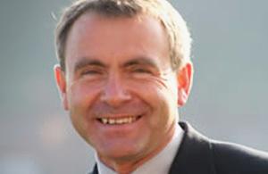 Children's Minister Robert Goodwill