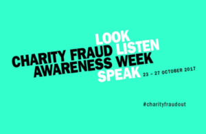 Fraud awareness week logo