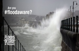 Are you flood aware?