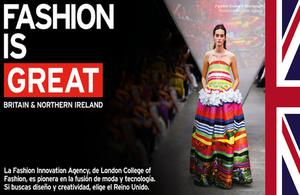 La moda británica se da cita en Bilbao