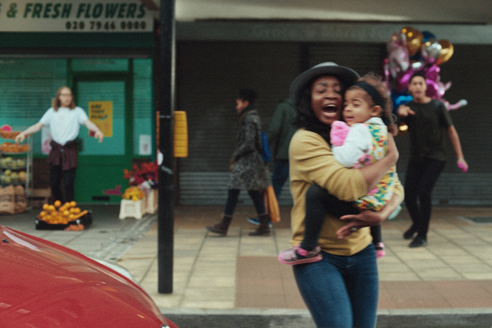 New pink kittens THINK! road safety campaign is aimed at younger drivers.        The directors behind the video for Pharrell WilliamsÂ' hit song Happy have teamed up with THINK! for its latest road safety campaign, aimed at cutting the numbers of people killed or injured by drivers using mobile...