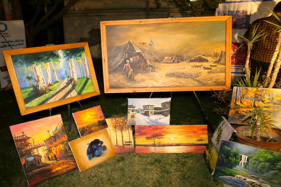 Afghan Artwork