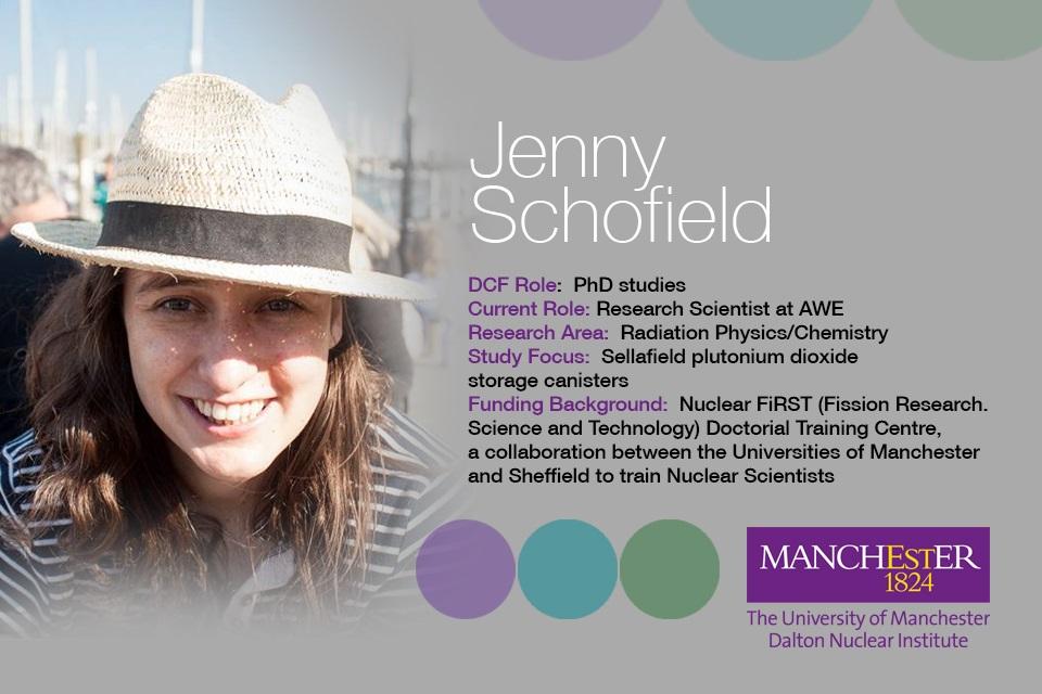 Jenny Schofield