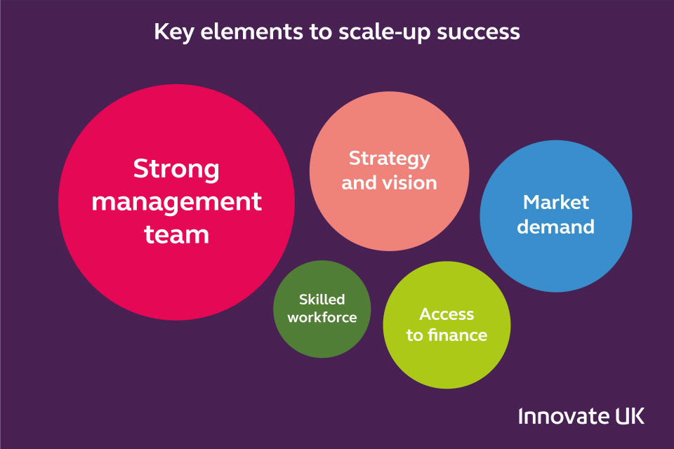 Key elements to scale up success