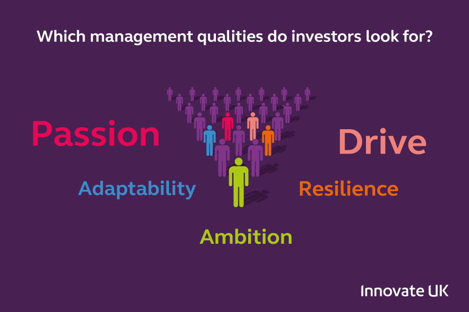 The management qualities investors look for