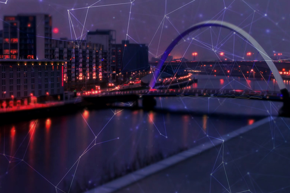 Glasgow becomes a world-leading smart city - GOV.UK