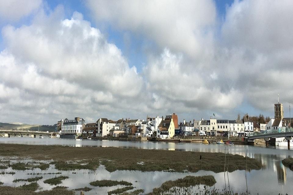 Shoreham landscape