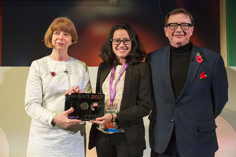 Ruth McKernan, Pae Natwilai and Sebastian Conrad