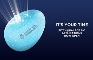 Pitch@Palace application image
