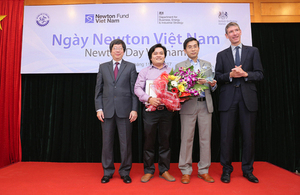 Newton Prize Vietnam 2017