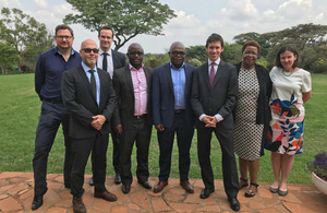 Zimbabwean civil society and technical experts on future elections in Harare