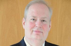 Her Majesty´s Ambassador David Moran