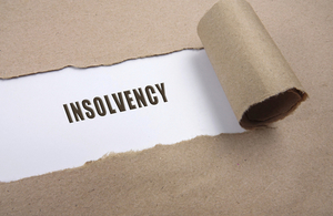 Insolvency image