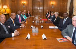 PM at Overseas Territories Joint Ministerial Council