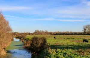 New farming rules will help to protect water quality.
