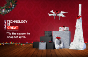 Technology is GREAT - image showing Christmas gifts