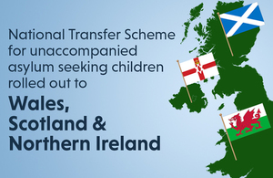 National Transfer Scheme rolled out to Wales, Scotland and Northern Ireland