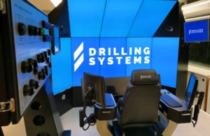 Drilling Systems software on-screen