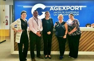 UK colleges visited Guatemala