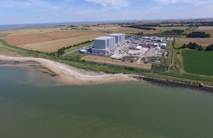Magnox's Bradwell Site in Essex