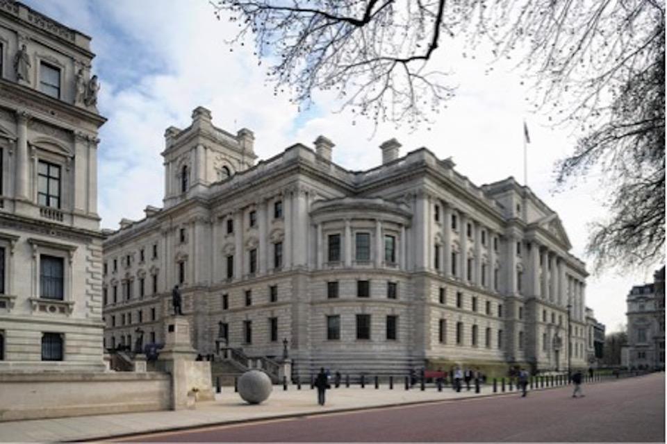 HM Treasury single departmental plan - GOV.UK