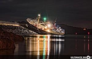 a 21metre trawler FV Algrie