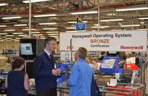 Moore Honeywell
