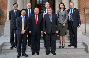 UK parliamentarians visit Hong Kong