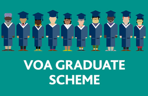 VOA Graduate Scheme