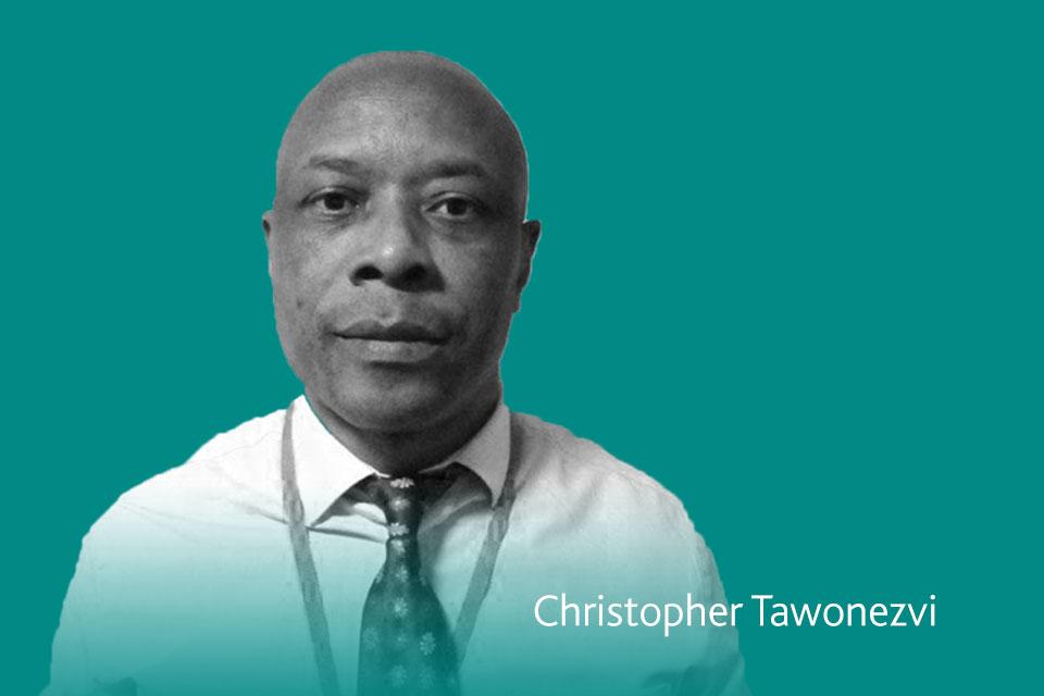 Christopher Tawonezvi