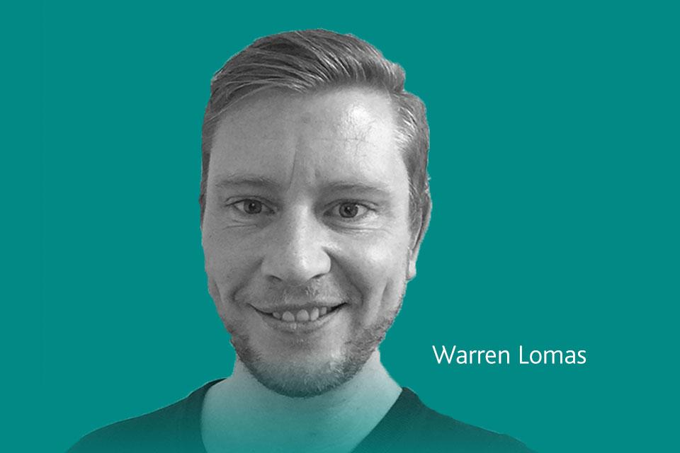 Warren Lomas