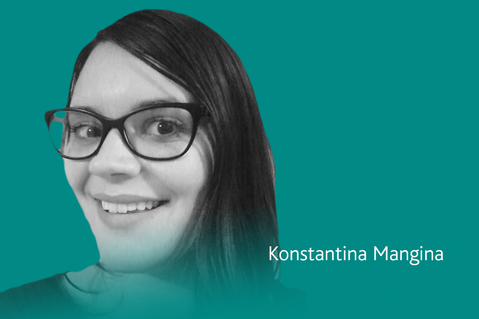 Konstantina Mangina