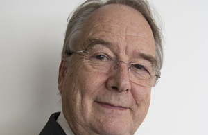 Professor Stephen Glaister CBE.