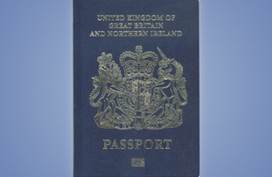 How much is a passport book 2020 uk