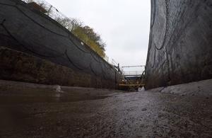 Wadenhoe Lock